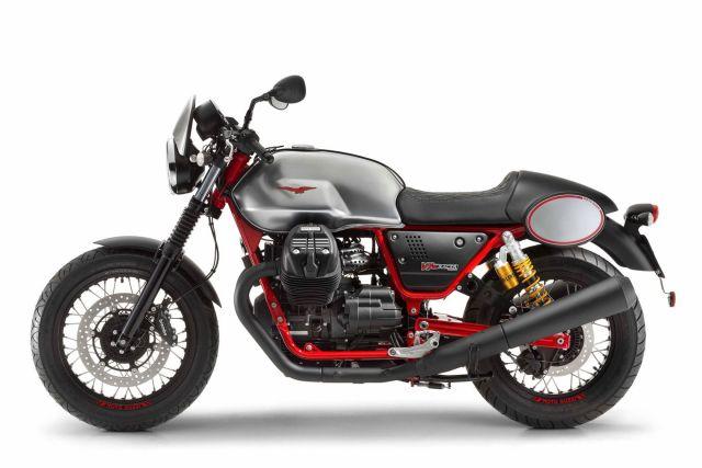 Moto Guzzi V7 Racer MKIII