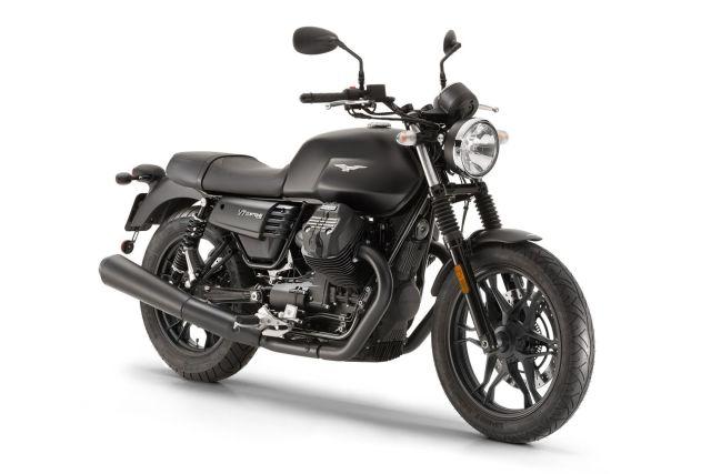 Moto Guzzi V7 Stone MKIII
