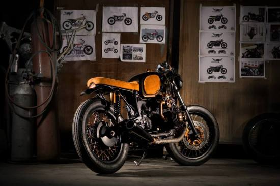 Dream Wheels BMW 'Copper' 2 | CustomBike