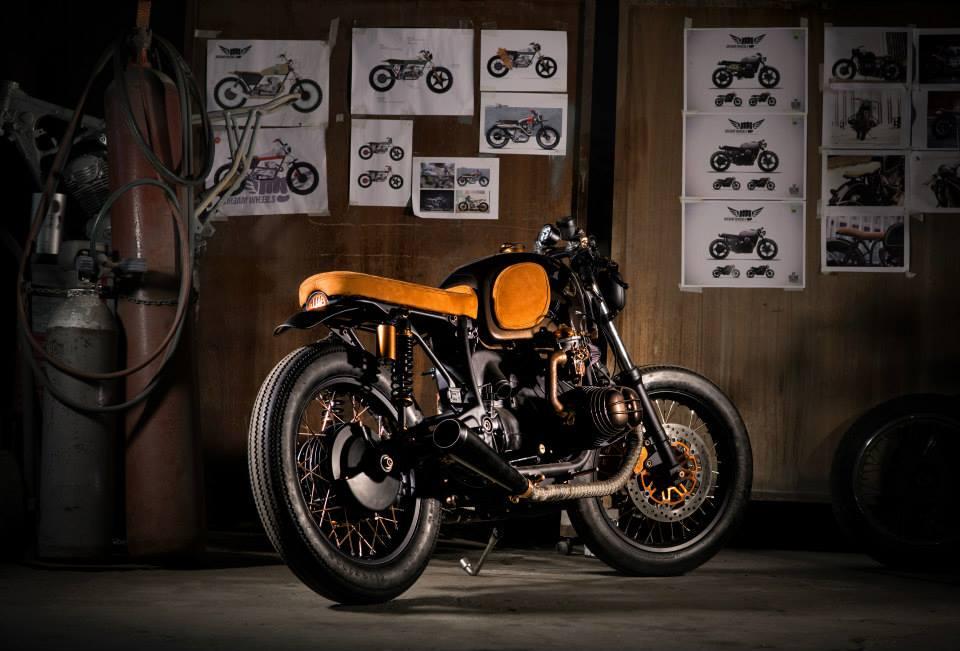 Dream Wheels BMW 'Copper' 2 | CustomBike