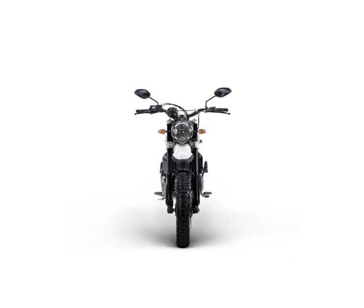Ducati Scrambler Desert Sled [front]   CustomBike.cc
