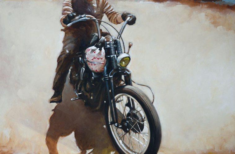 Hans Sures, Lone Riders | CustomBIKE.cc