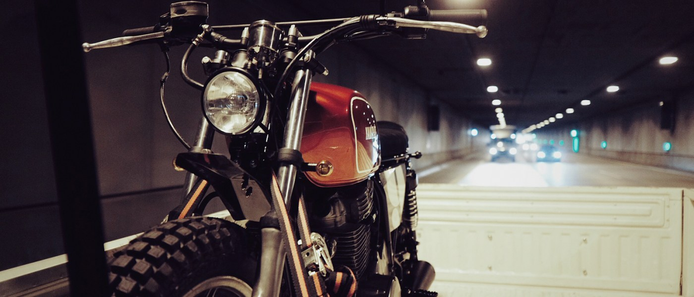 Hookie Co. Yamaha XS400 1980 | CustomBike
