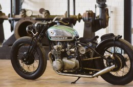 Tin Can Customs Zundapp | CustomBike.cc