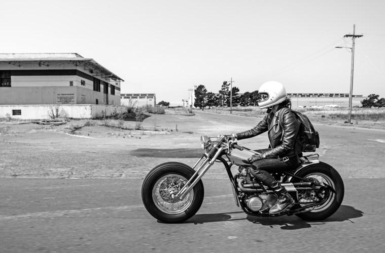 Riders Photo Series Angelique | CustomBike.cc