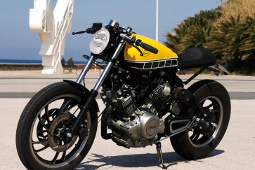 CRSS Yamaha XV750 | CustomBIKEcc