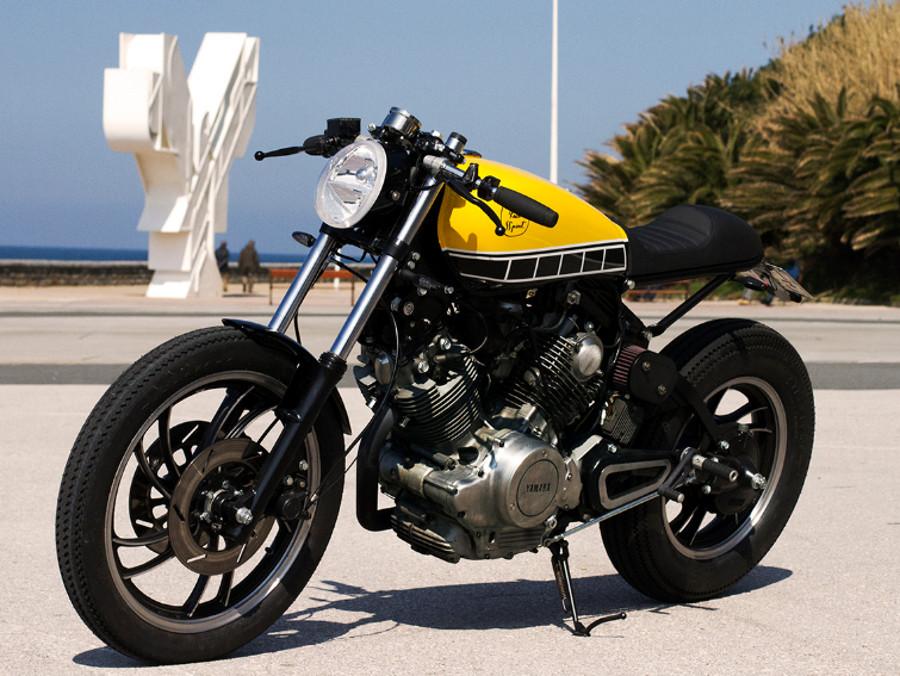 CRSS Yamaha XV750   CustomBIKEcc