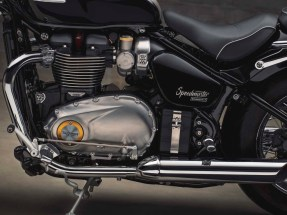 Bonneville Speedmaster LB | CustomBIKE.cc
