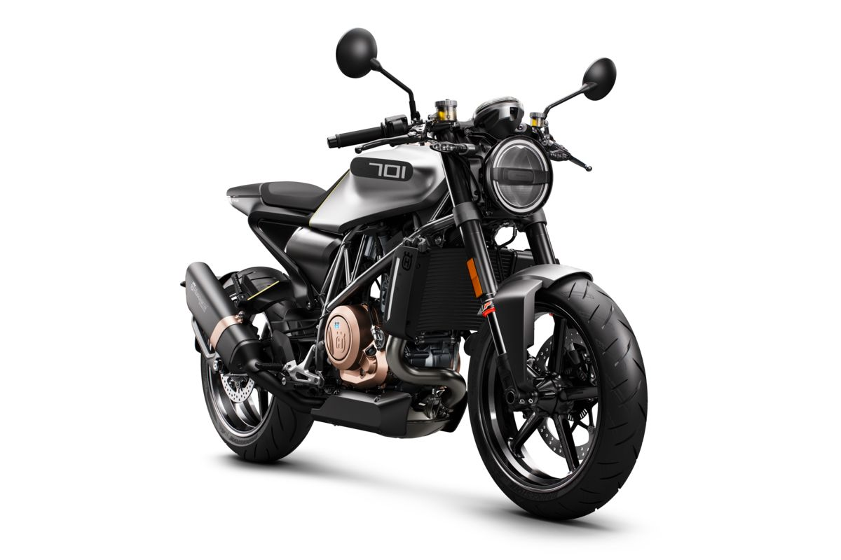Husqvarna Vitpilen 701 Production Model 2018