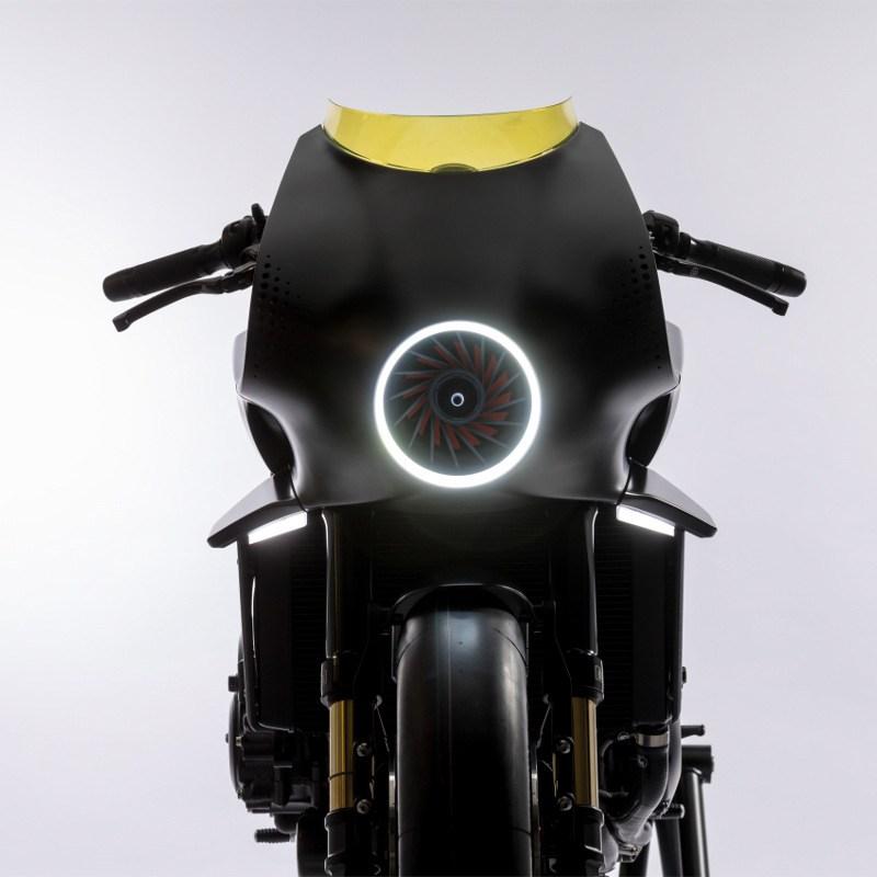 Honda CB4 Interceptor Concept