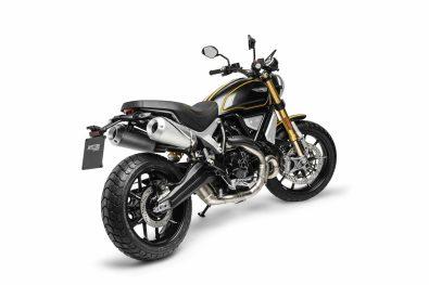 Ducati Scrambler 1100 Sport Right Rear