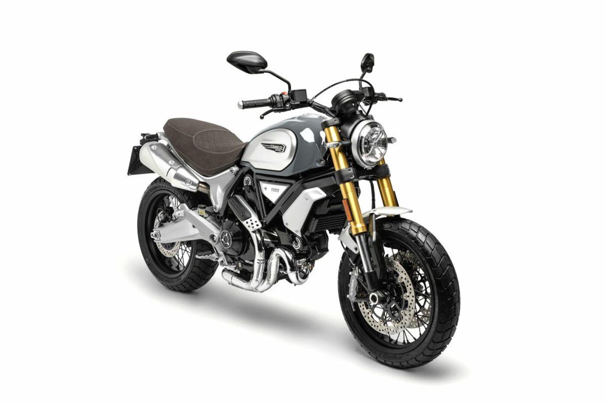 Ducati Scrambler Special Right Front