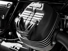 Moto Guzzi V9 Bobber Custom - Cylinder Head