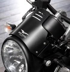 Fly-screen - Moto Guzzi V9 Bobber Custom