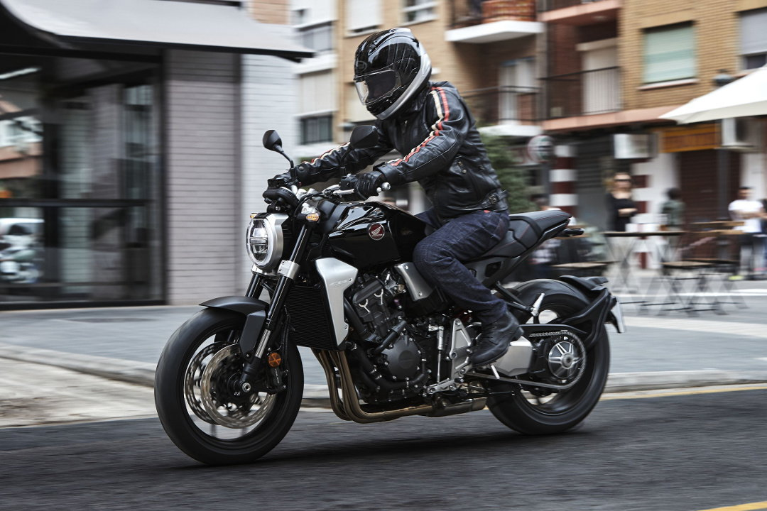 2018 Honda CB1000R Street Shot
