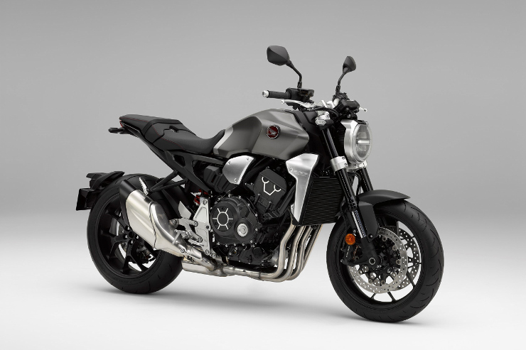 Honda-CB1000R-Grey