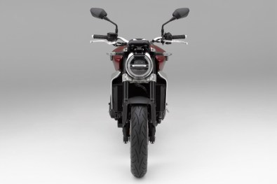 Honda-CB1000R-Red-Front