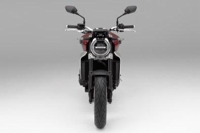 Honda-CB1000R-Red-Front