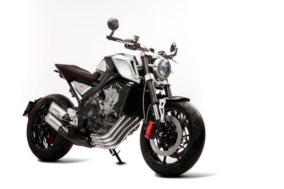 Honda CB4 Streetfighter Concept