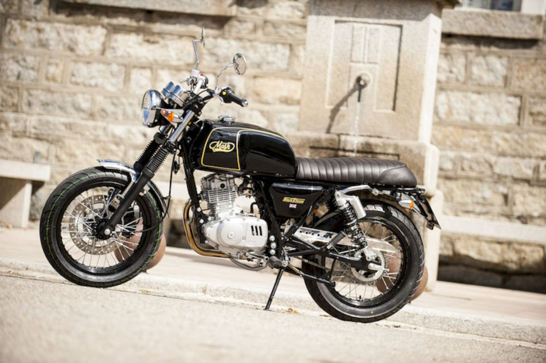 Retro 125cc Motorcycles 2018 The Best Looking