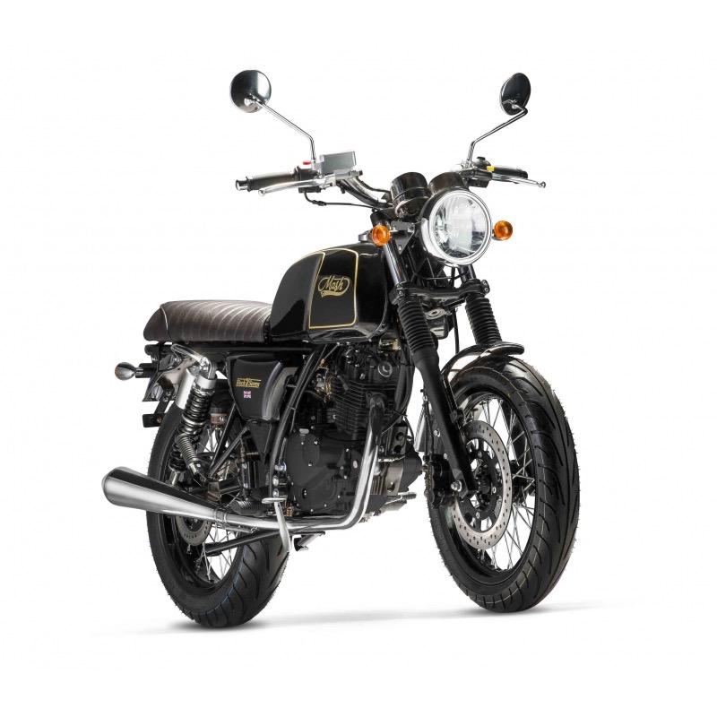 Mash Black Seven 125cc front