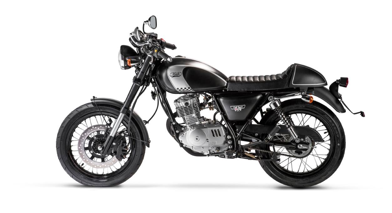 Mash Motorcycles Cafe Racer 125cc