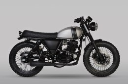 2018 Mutt Motorcycles RS 13 250cc