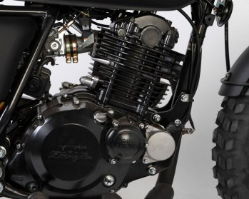Mutt Motorcycles Sabbath Engine