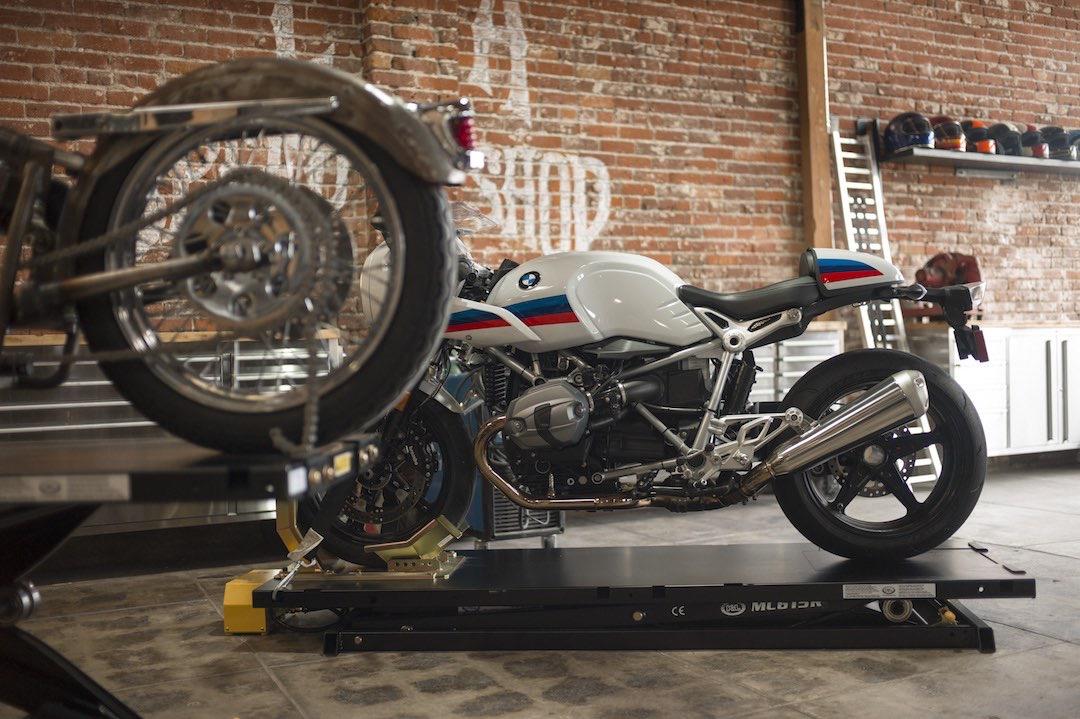 BMW RnineT - The House Of Machines, LA