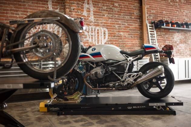 BMW RnineT - The House Of Machines, LA