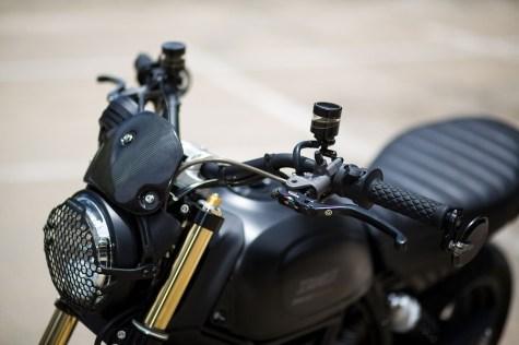 Ducati Custom Rumble 2nd Edition TANAPOL Aree