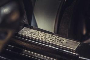 Moto Guzzi V9 Bobber Custom, 'Vecchio Conio' by Rustom [Bike Builder's Plate]
