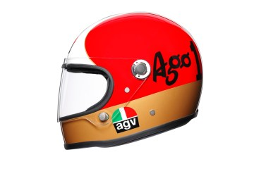 AGV LEGENDS AGV X3000-AGO left side