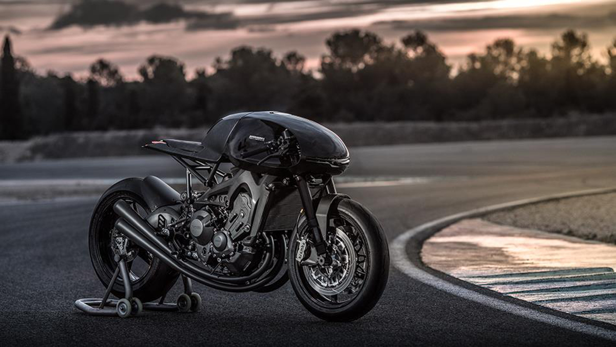 YAMAHA XSR900 AutoFabrica TYPE 11 Custom [Prototype Three]