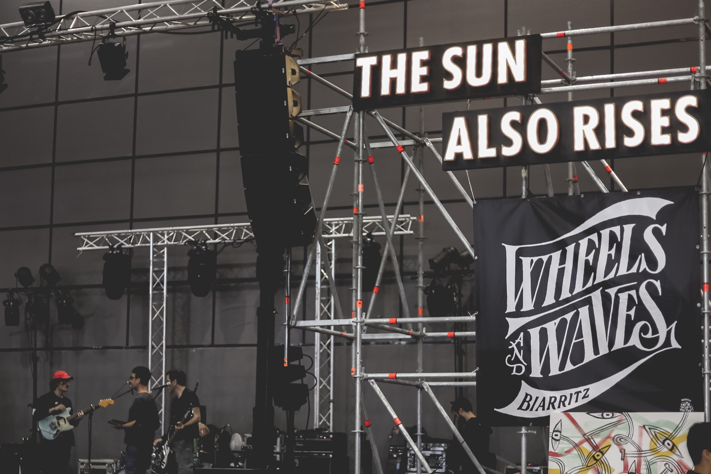 Wheels & Waves Concerts - The Sun Also Rises