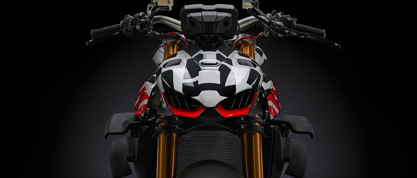 Ducati Streetfighter V4 Pikes Peak International Hill Climb 2019 Prototype