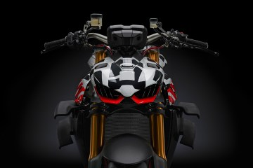Ducati Streetfighter V4 Pikes Peak International Hill Climb 2019 Prototype