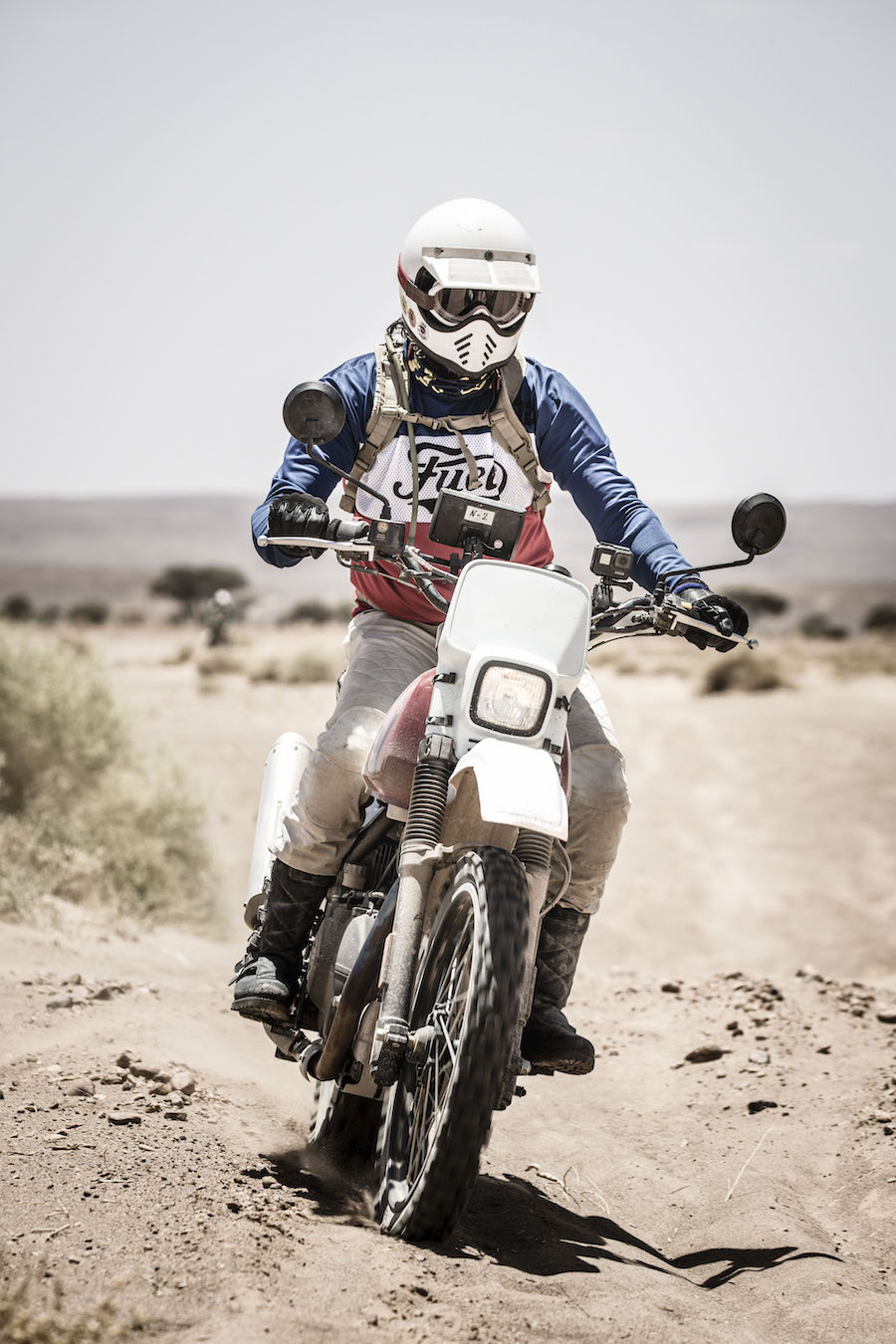 "FUEL ROYAL ""RALLY"" 400 at the SCRAM AFRICA Front"