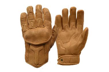 Goldtop Predator Gloves - Silk Lined Predator Gloves - Sand_