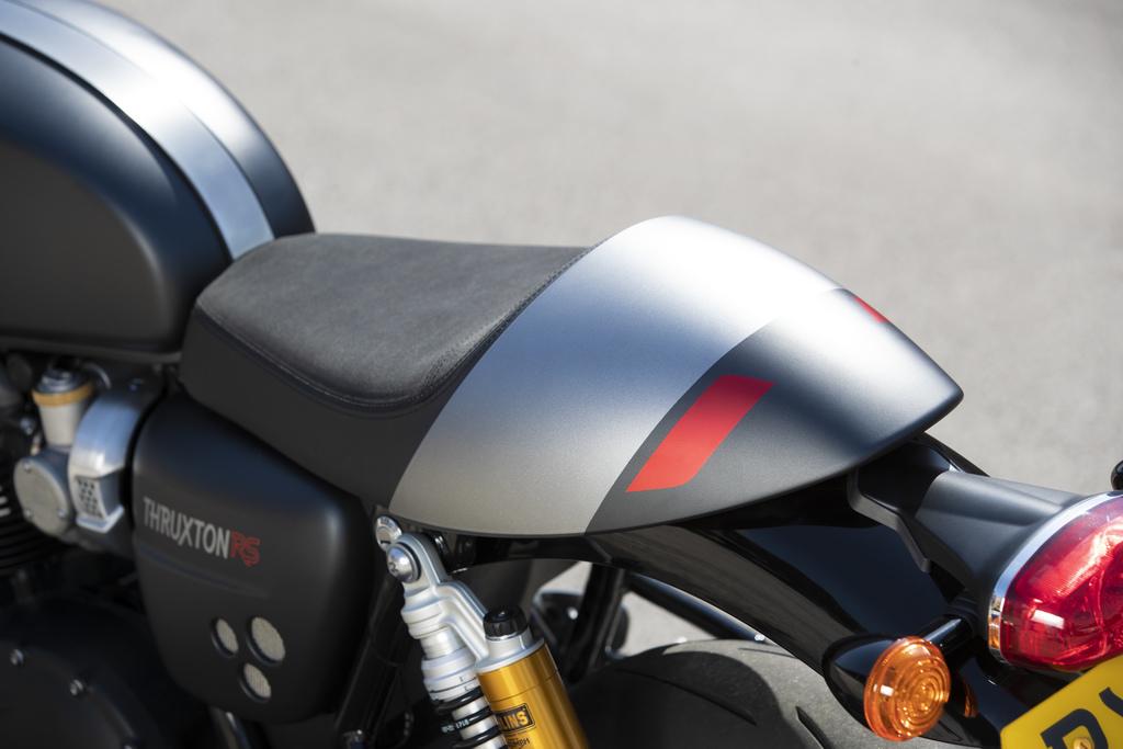Triumph Thruxton-RS Seat Cowl
