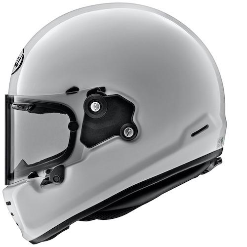 Arai Concept x Rapide White02