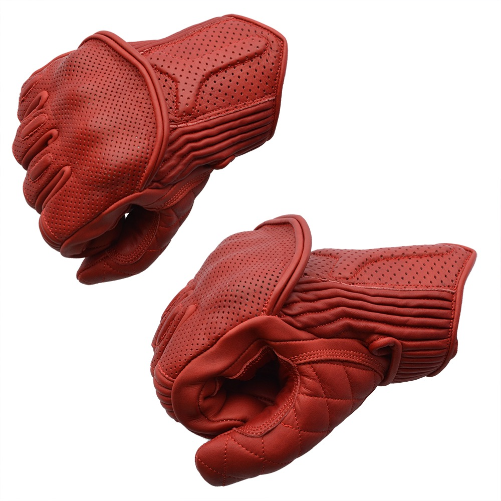 Fist Goldtop England Predator Gloves Red