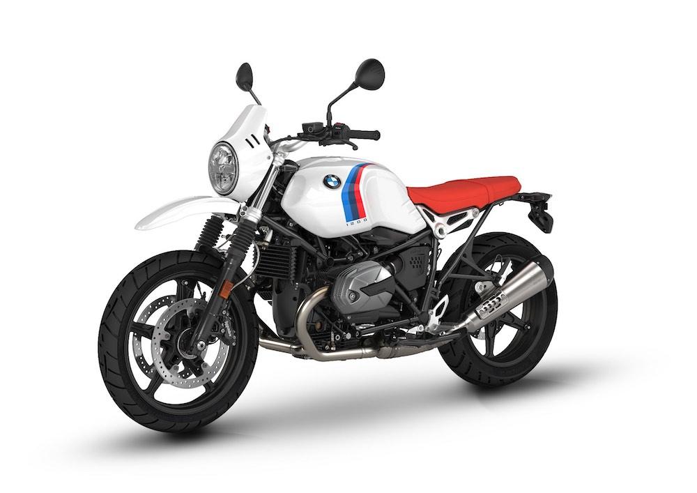 BMW R nineT Urban G/S- 1200 angle lhs