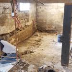 Sandy Hill Triplex Basement Foundation Repair And Restoration Project Renco