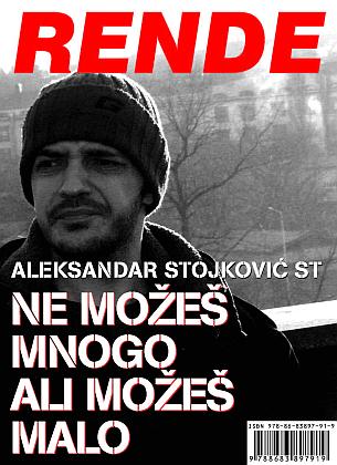 Ne možeš mnogo ali možeš malo - Aleksandar Stojković St | Rende