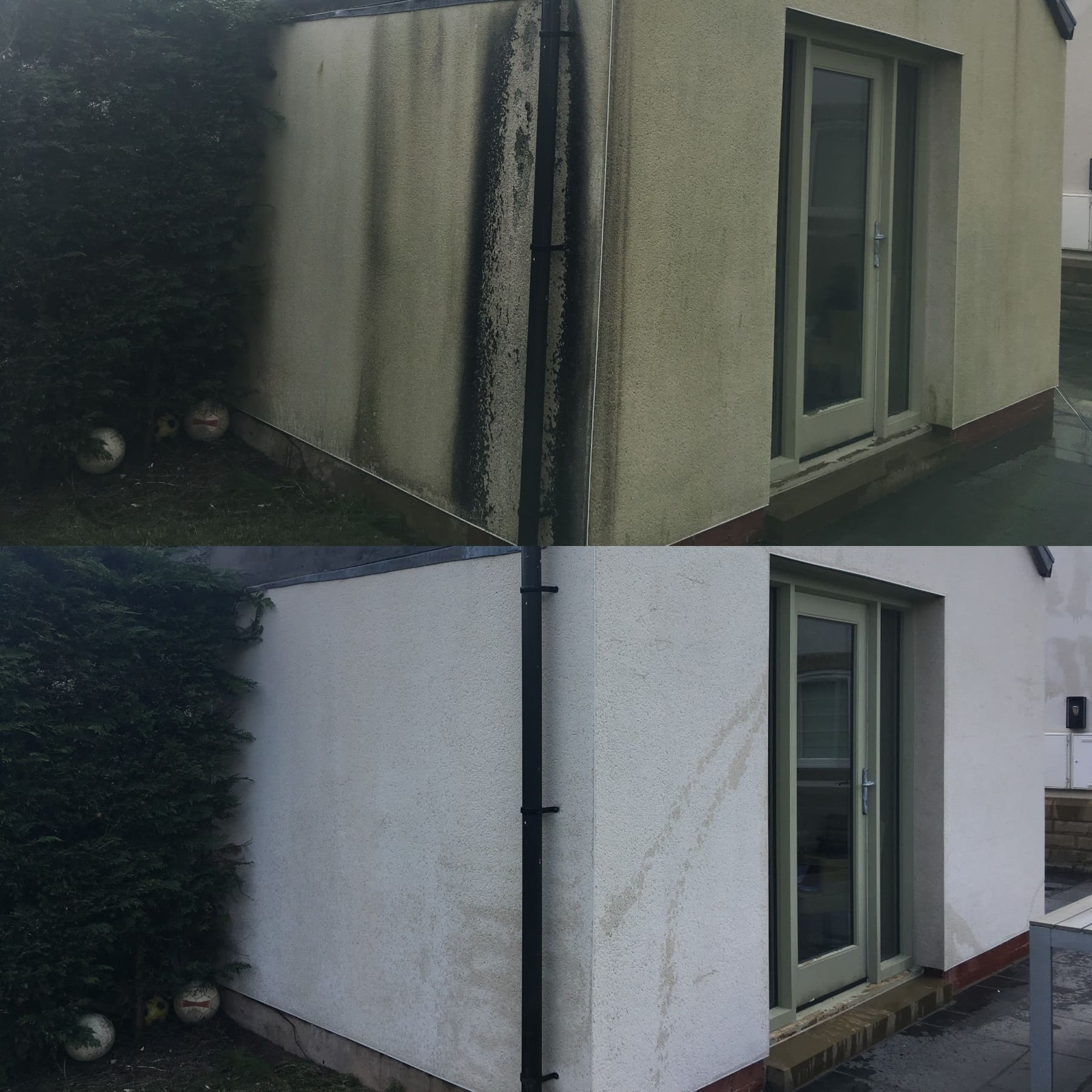 How to clean k rend render