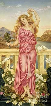 Evelyn De Morgan - Helen of Troy