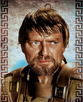 Image result for charles macgraw as marcellus in spartacus
