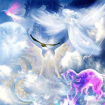 Angelic Realm by Olivia Tatara