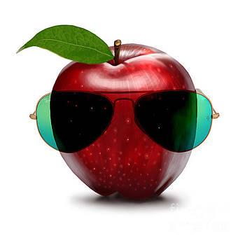 Apple by Olivia Tatara